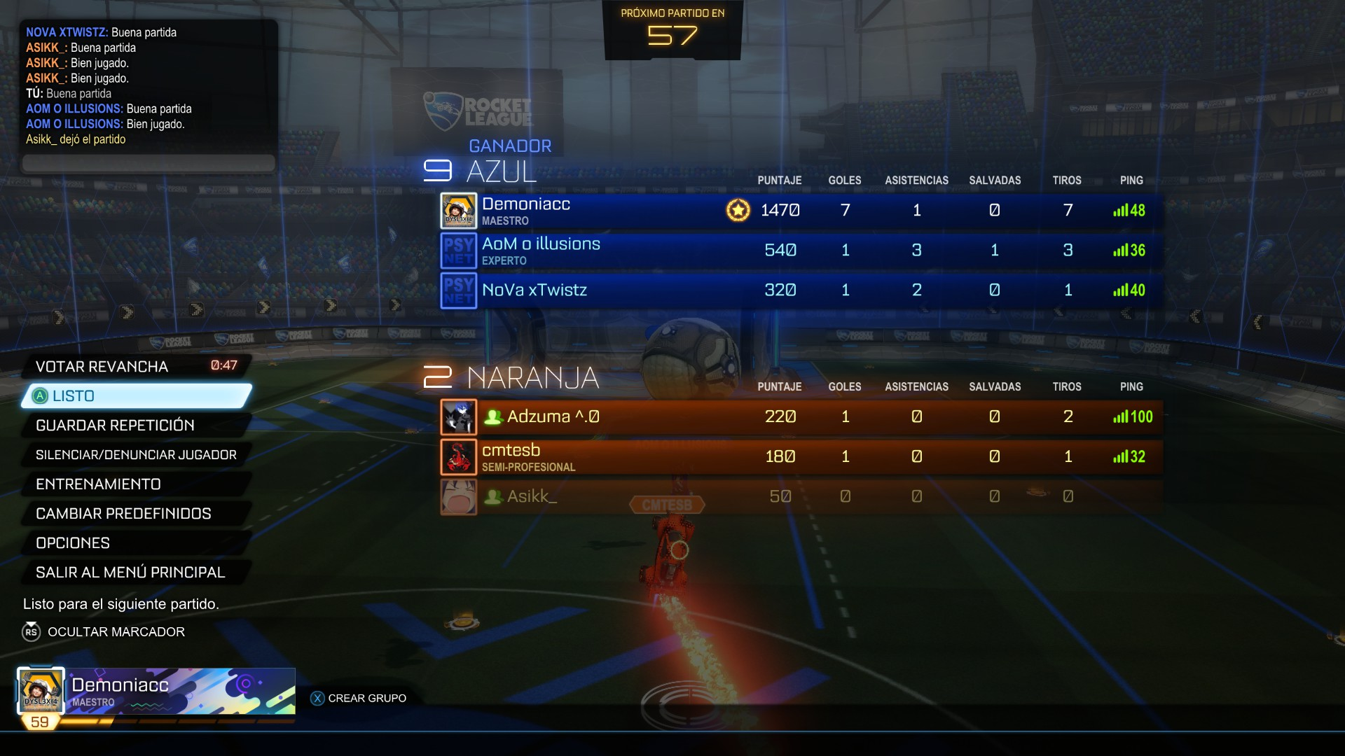 League matchmaking is bad