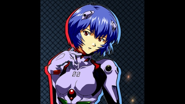 Steam Workshop Rei Ayanami Animated Wallpaper Fixed