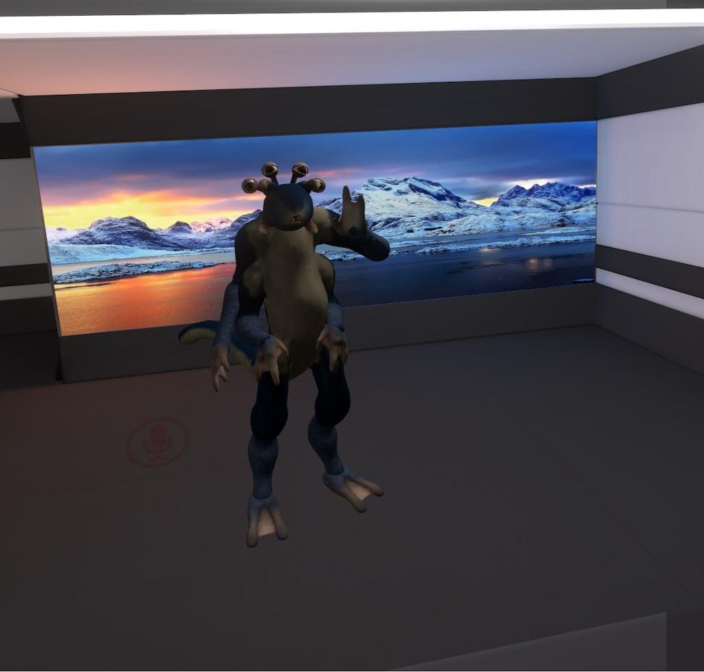 Steam Community :: Screenshot :: One of my alien VRChat avatars