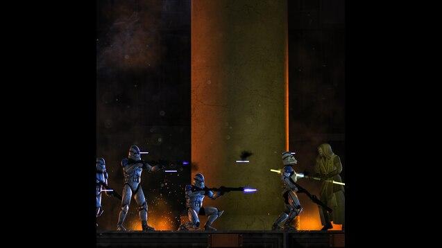 Steam Workshop Star Wars Order 66 Fanart 1 Animated 4k