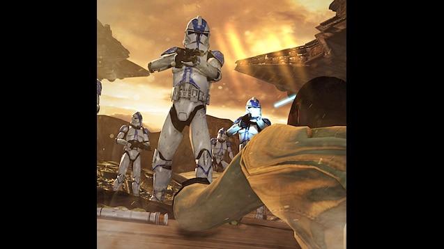 Steam Workshop Star Wars Order 66 Fanart Animated 4k 2