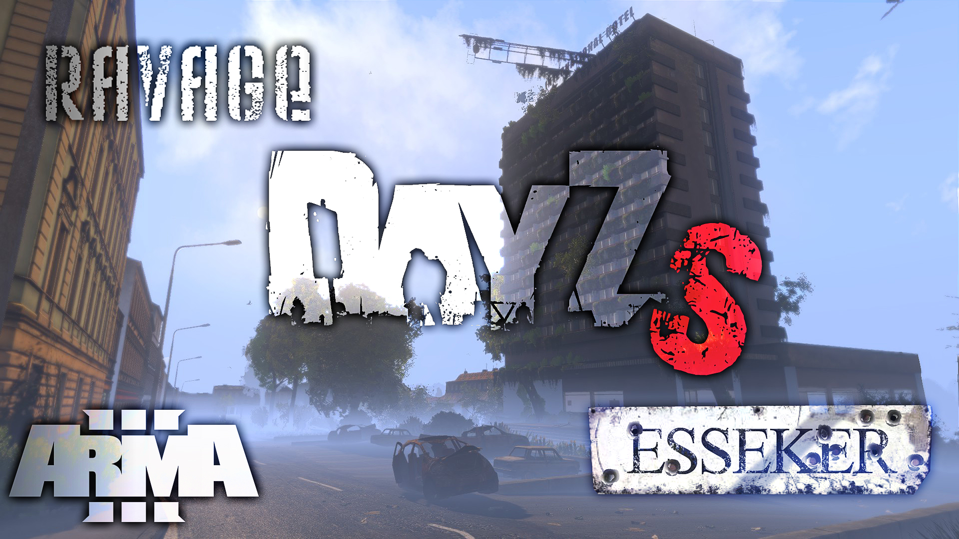 [SP] Ravage  DayZs on Esseker [UPDATED]