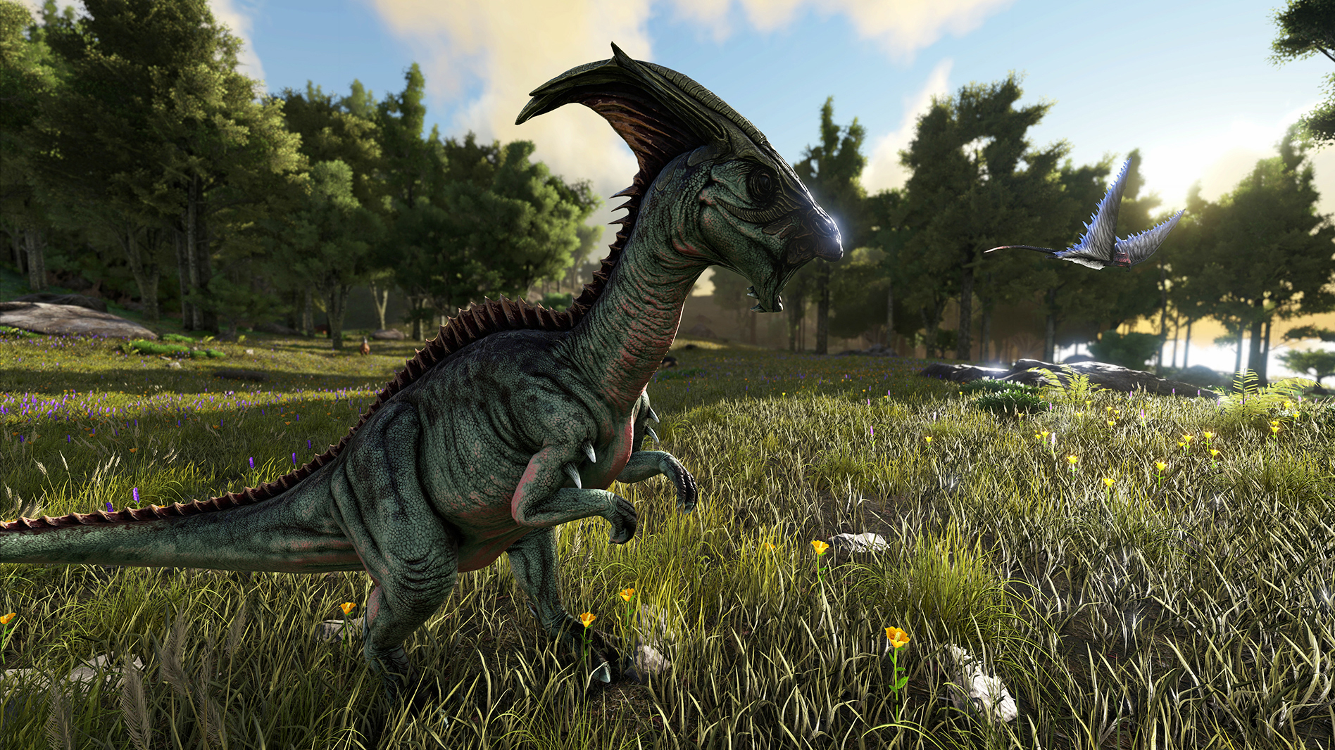 Ark survival evolved group announcements everyones favourite early tame the parasaur wont be receiving a visual update but will be receiving some handy ability upgrades to make it more useful malvernweather Images
