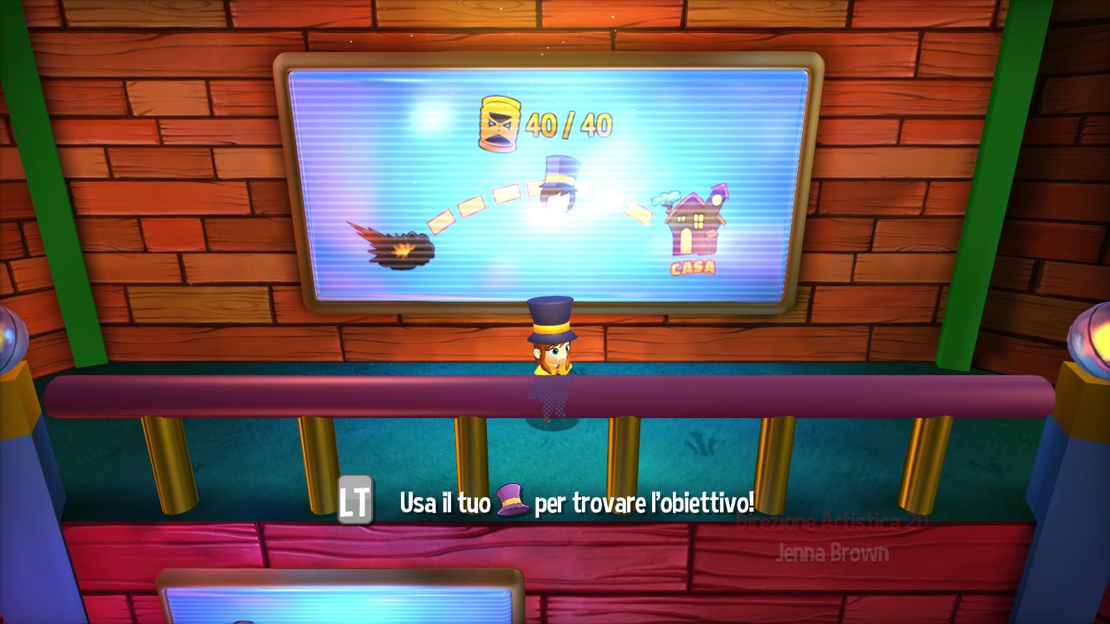 Screenshot A hat in time