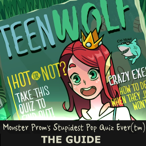 Steam Community :: Guide :: Monster Prom's Stupidest Pop
