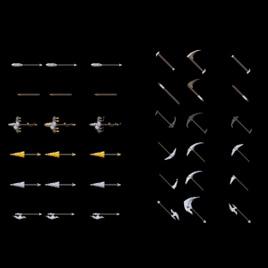 Steam Workshop :: Weapon Pack 3: Spears/Lances