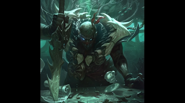 Steam Workshop Pyke Live Wallpaper League Of Legends