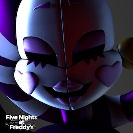 [FNAF] Stylized Marionnete | SpiderJunior10
