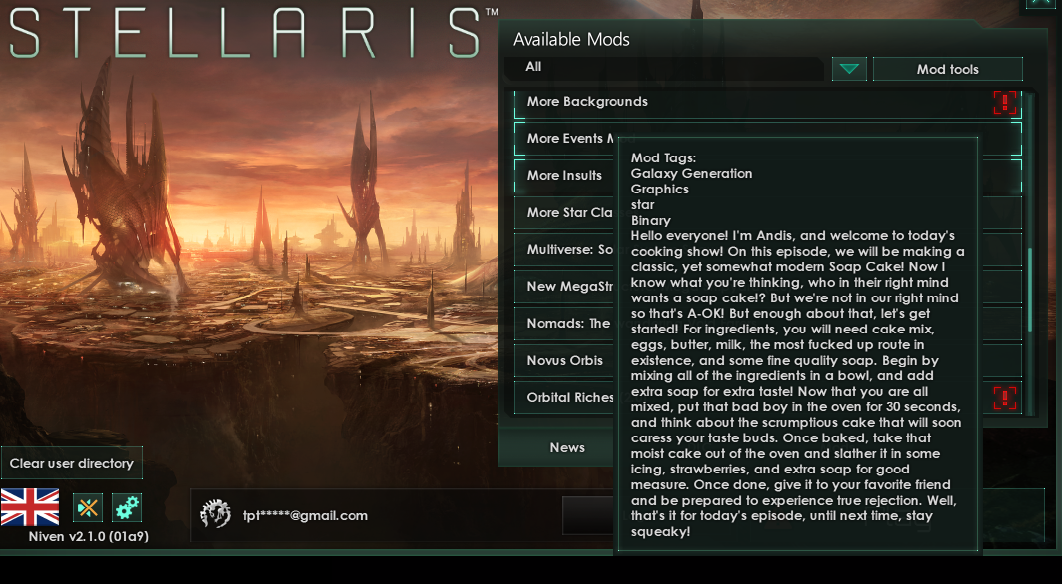 Steam Workshop :: Stellar guy megamod mash 2 0+