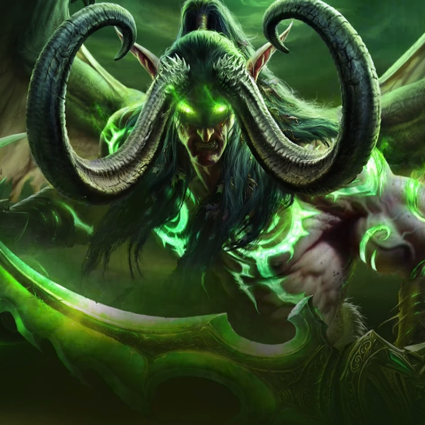 illidan stormrage animated