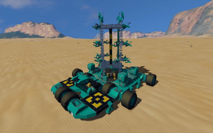 Flatlands Mining Rig