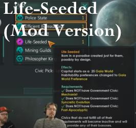 Steam Workshop :: Life-Seeded Mod