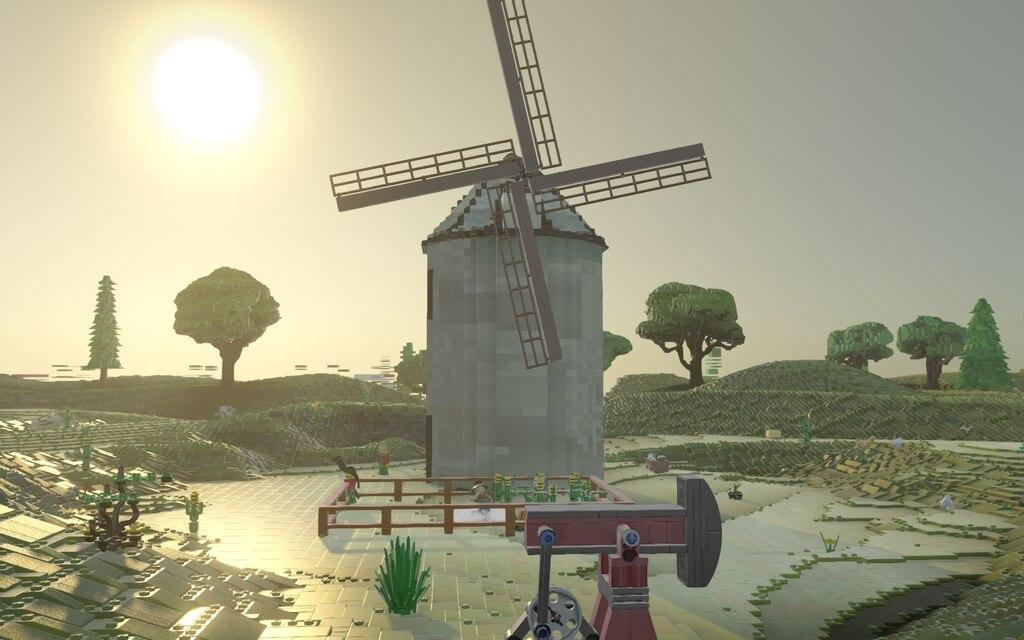 Steam Community :: Screenshot :: Windmill