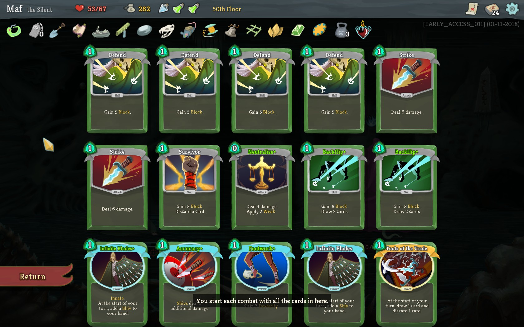 Steam Community :: Guide :: Slay the Spire with the Silent