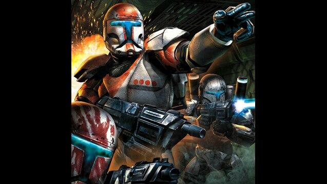 Star Wars Republic Commando Animated Wallpaper