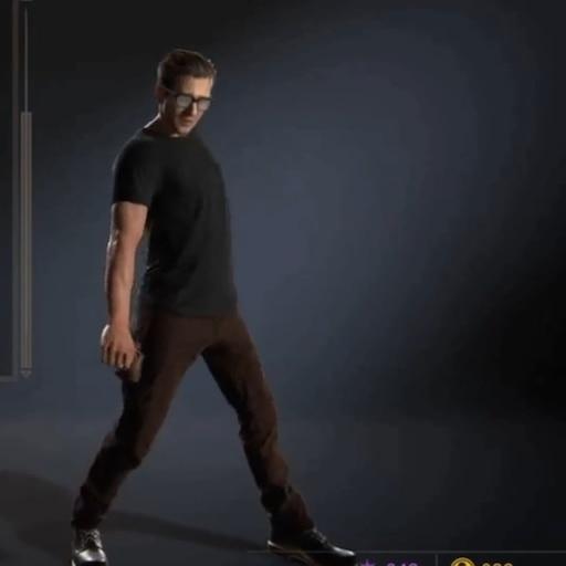Steam Workshop Uncharted 4 Rafe Dance Work It