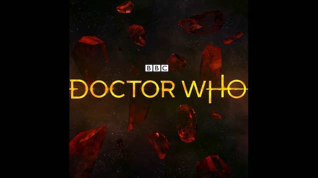 Steam Workshop The New Doctor Who Logo Wallpaper
