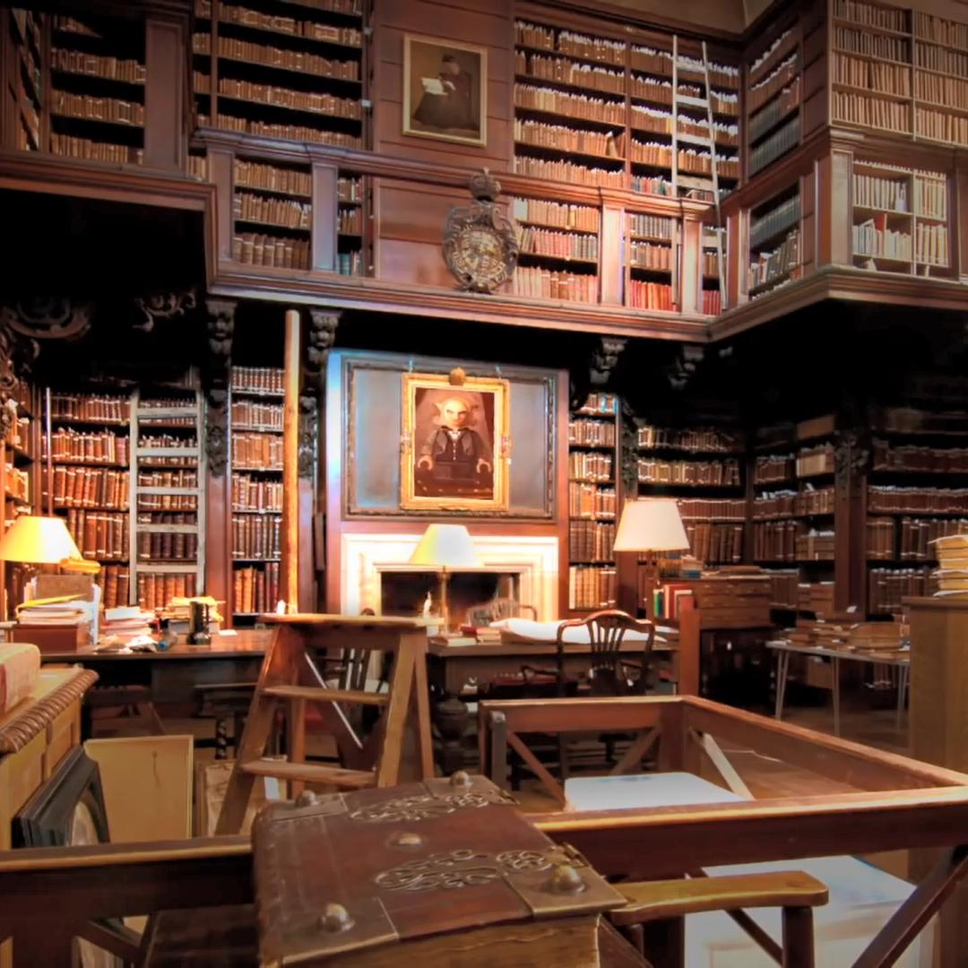 Steam Workshop Harry Potter Asmr Hogwarts Library