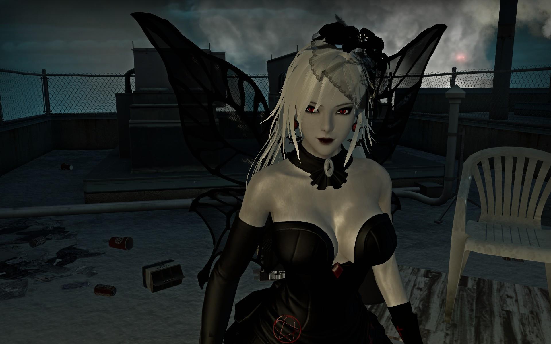 Steam Workshop Vella Gothic Vampire