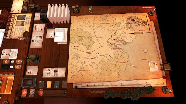 Steam Workshop :: Gloomhaven - Complete Setup (including Into the
