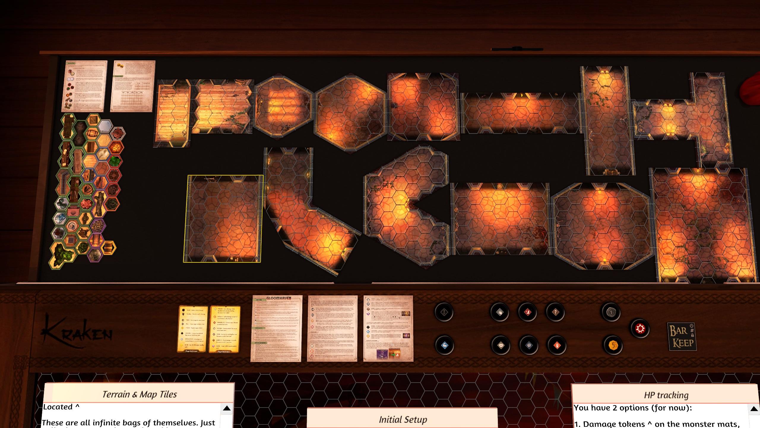 Steam Workshop :: Gloomhaven - Complete Setup (including