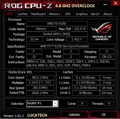 how to overclock amd