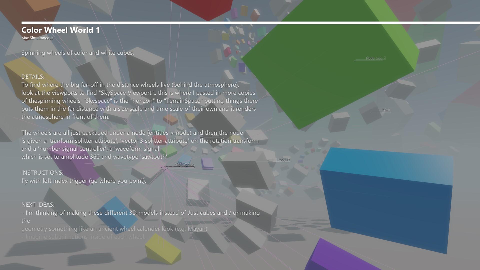 Steam Workshop Color Wheel World 1