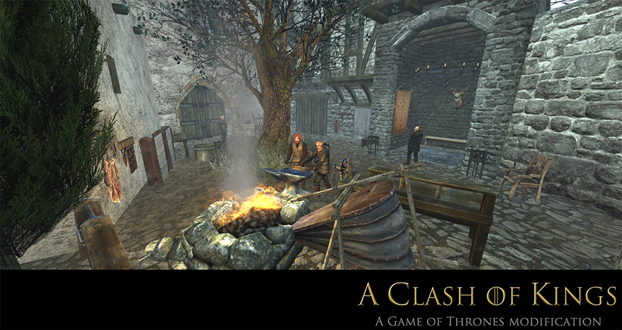 a clash of kings mod install guide