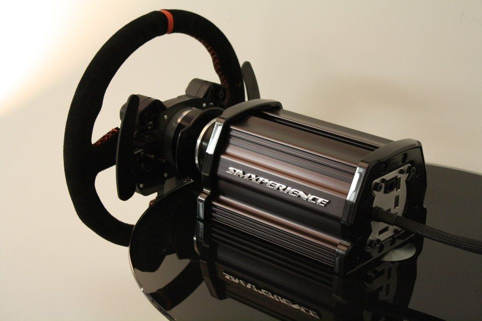Steam Community :: :: SimXperience AccuForce Pro V2 Direct Drive Wheel