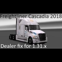 de794a45da9 Dealer fix for Freightliner Cascadia 2018 for ATS