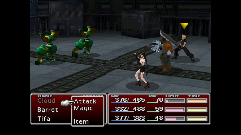 Steam Community :: Screenshot :: I know FF7 remake will come out for