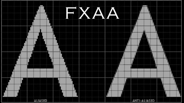 Steam Atölyesi::FXAA