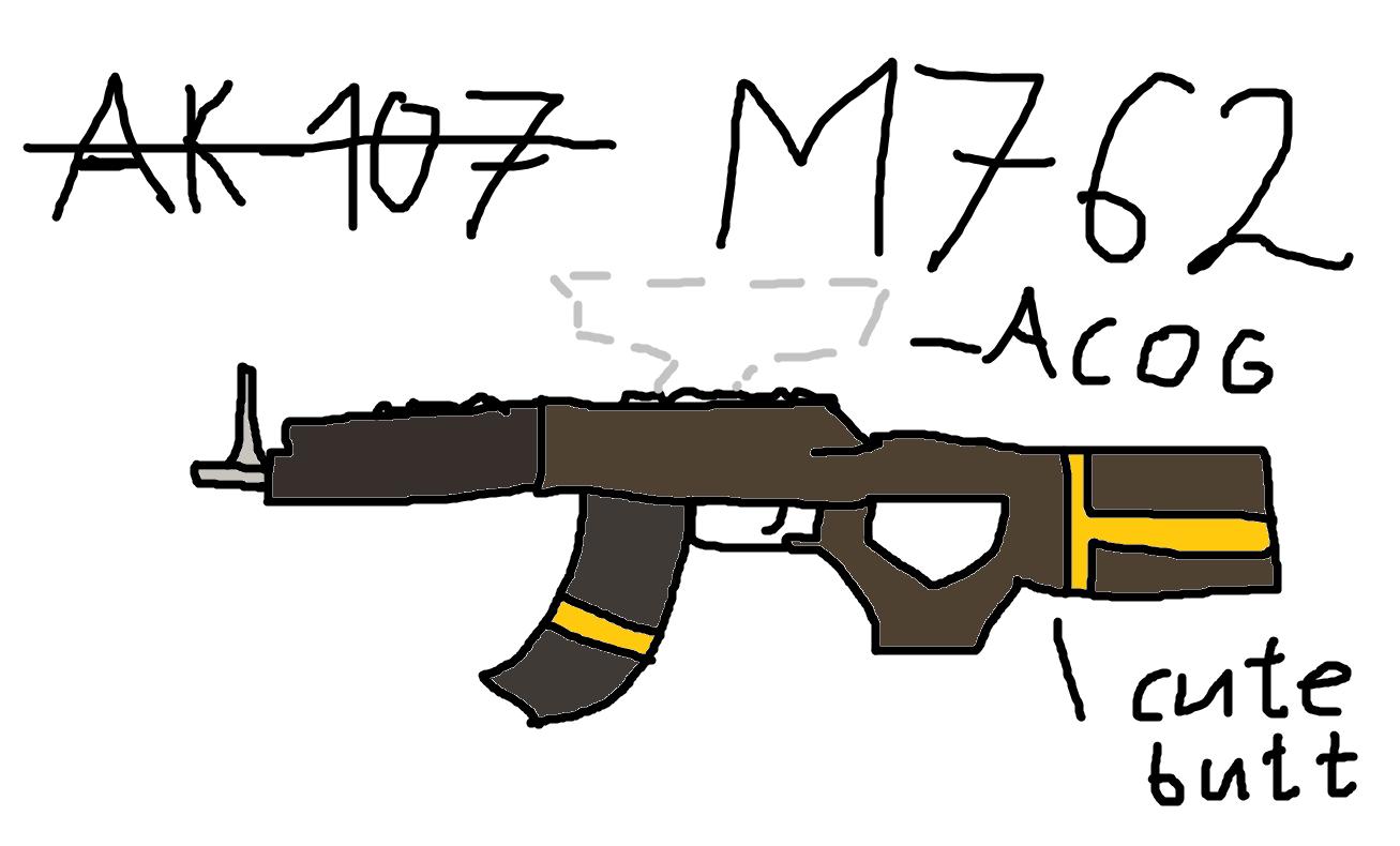M762 Pubg: Steam Community :: Guide :: How To Zofia