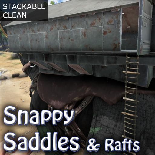 Snappy Saddles