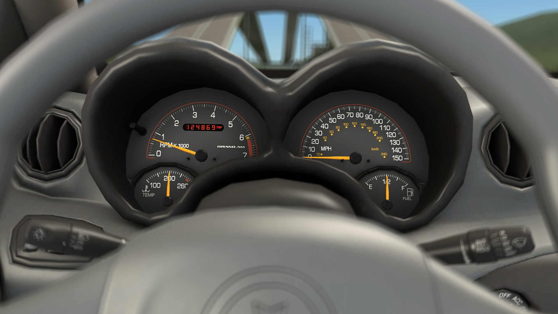 Steam Workshop :: Master Chris's Pontiac Grand Am - Beta