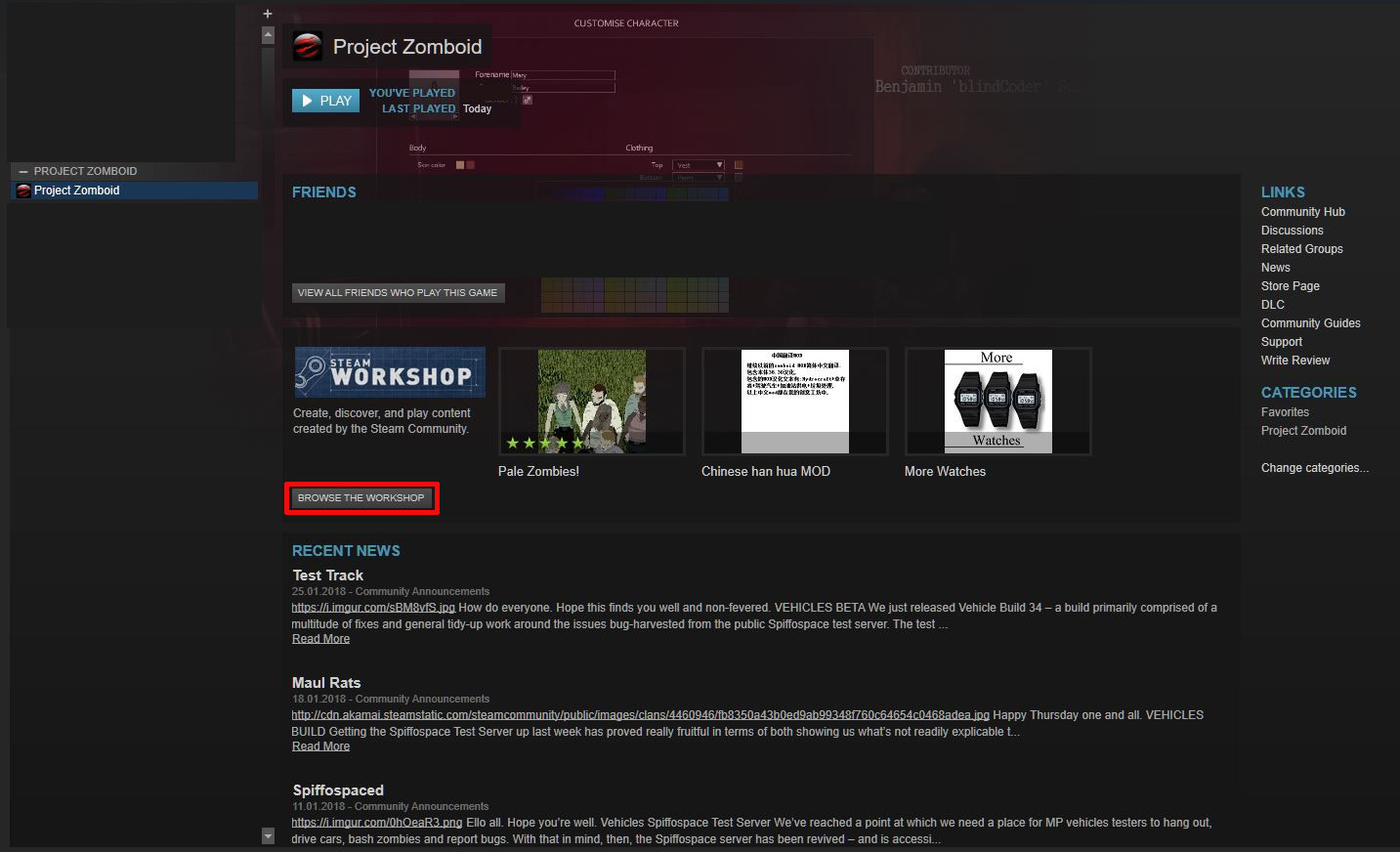 Steam Community  Guide  Project Zomboid Troubleshooting [ENG]