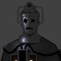 Roblox Cyberman Steam Workshop Doctor Who In Gmod