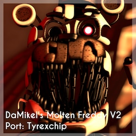 Steam Workshop :: [FNaF 6/FFPS] DaMikel's Molten Freddy V2