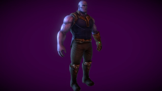 Steam Workshop :: Thanos - Avengers: Infinity War Playermodel