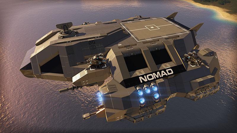 Nomad-ST