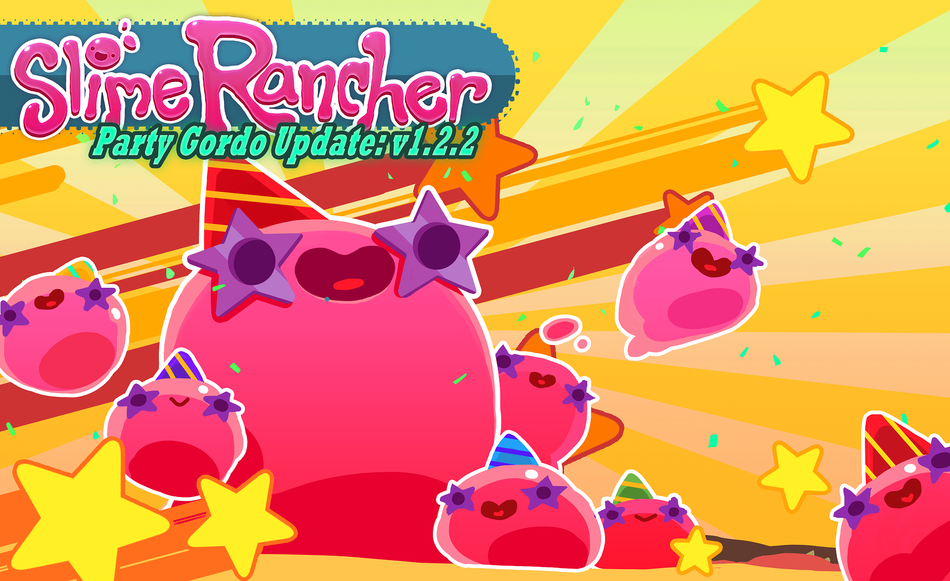 Slime Rancher Christmas 2020 Steam Community :: Guide :: Party and Twinkle Slime Gif Locations 2020