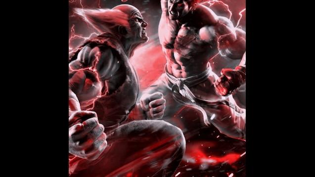 Steam Workshop Tekken 7 Kazuya Vs Heihachi