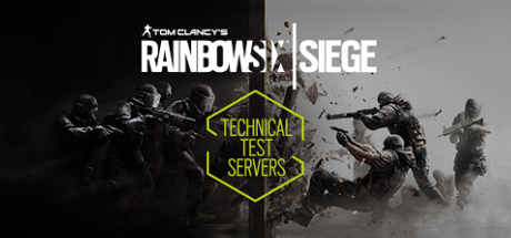 Rainbow Six Siege Test