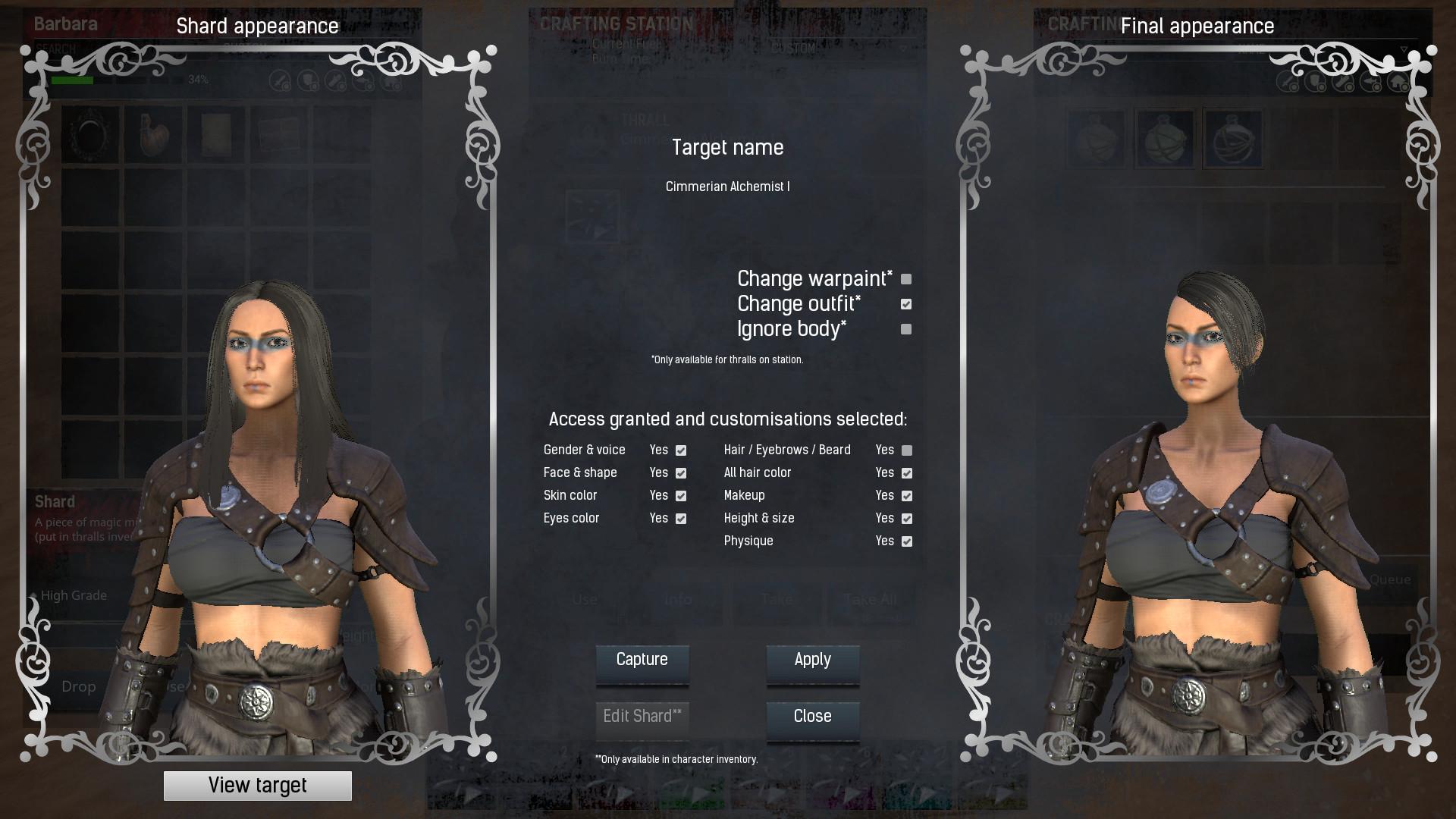 Steam Workshop :: CharEditLite