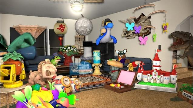 Steam Workshop Super Mario Odyssey Model Pack