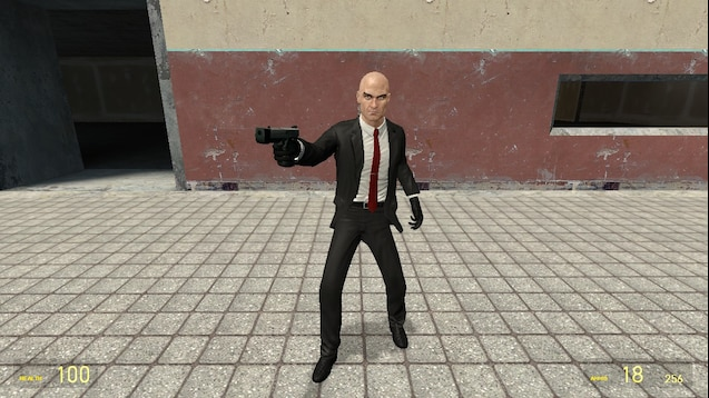 Steam Workshop Hitman Absolution Agent 47 Classic Playermodel Npc