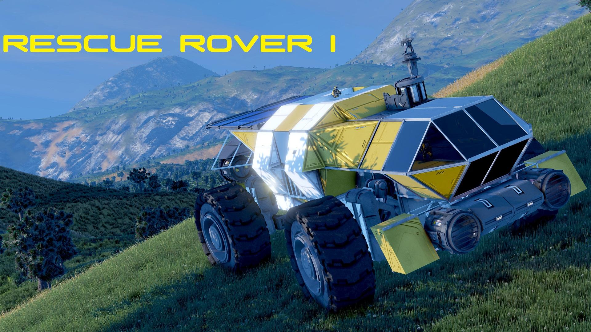 Steam Workshop :: Rescue Rover 1