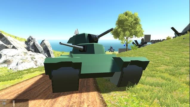 Steam Workshop :: SMK Super Heavy Tank