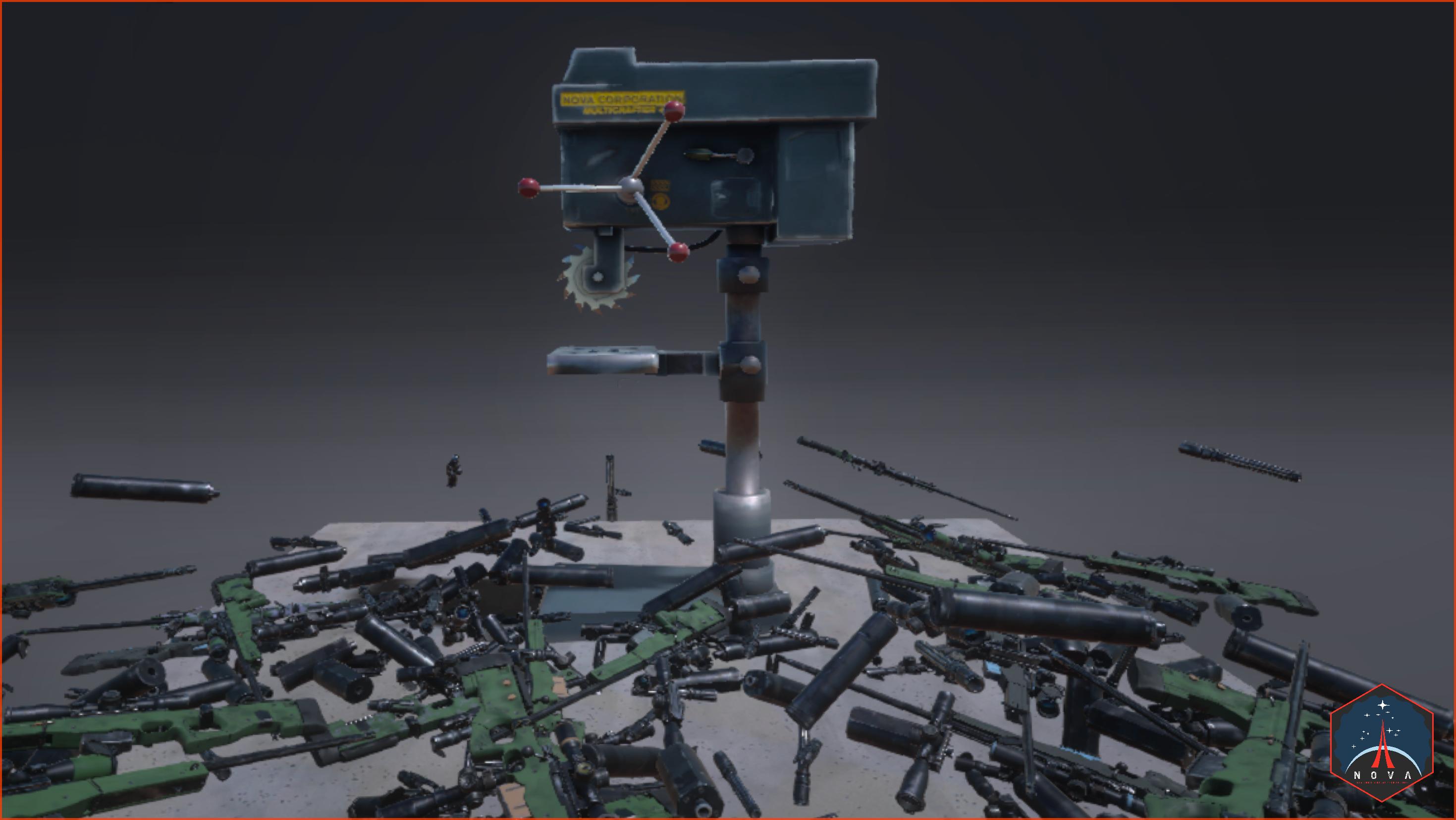 Rifle Attachments