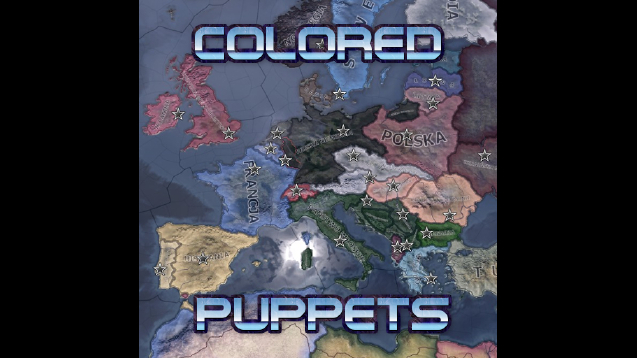 Colored Puppets - Skymods